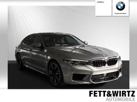 BMW M5 20 Armlananlage