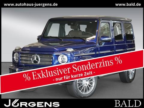 Mercedes-Benz G 350 d AMG-Sport Wide Burm 20