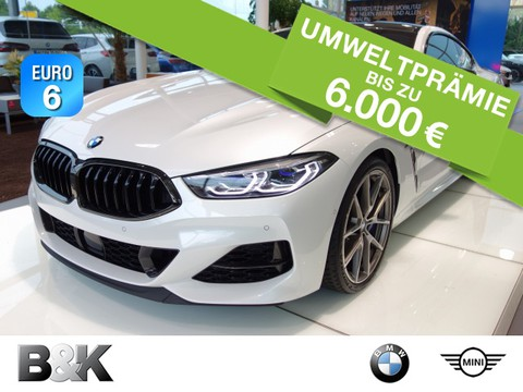 BMW 850 xDrive Coupé Sportpaket