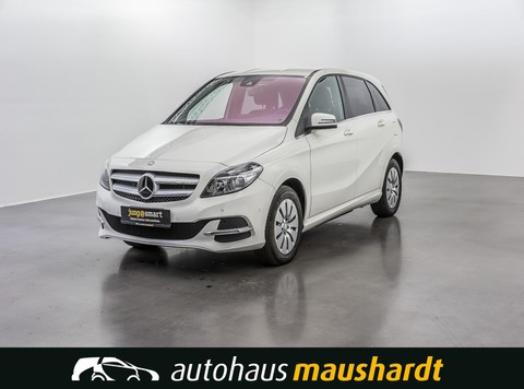 Mercedes B Electric Drive GET THE FULL E-POWER 0 EMISSION