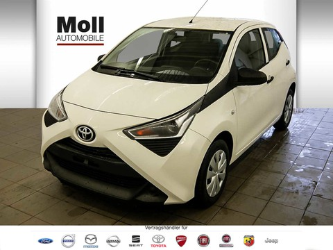 Toyota Aygo 1.0 X 5trg Business-Pkt