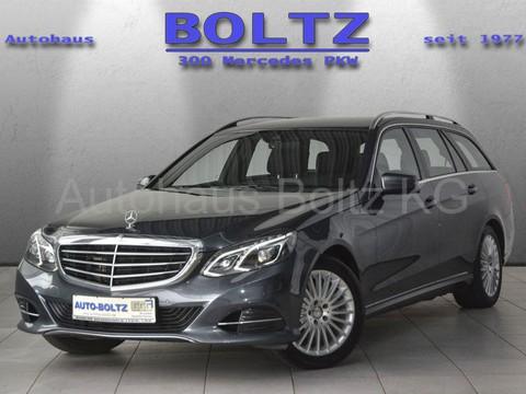 Mercedes-Benz E 200 T Elegance Parkass