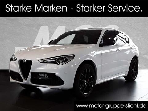 Alfa Romeo Stelvio 2.0 T Q4 #VELOCE #ASSISTENZ #HARMAN