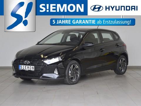 Hyundai i20 1.2 NEW SELECT Funktionsp Bluet 16