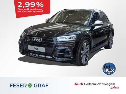 Audi SQ5 TDI 2ead-Up