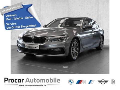 BMW 520 d Sport Line APPLE CAR