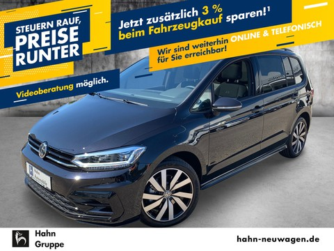 Volkswagen Touran 1.5 TSI Highline R-LINE