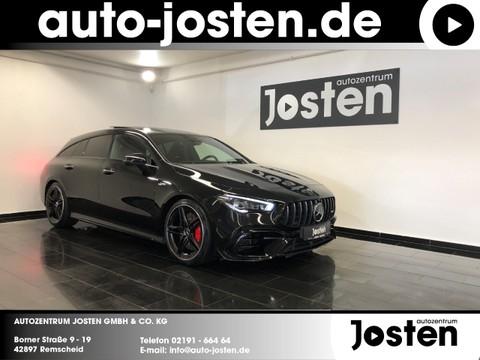 Mercedes-Benz CLA 45 AMG Shooting Brake AerodynamikP JS 02 23