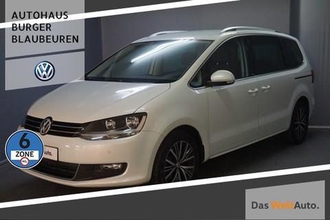 Volkswagen Sharan 1.4 TSI Allstar
