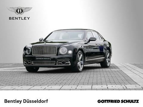 Bentley Mulsanne Speed MY2017 BENTLEY DÜSSELDORF