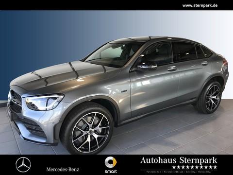 Mercedes-Benz GLC 300 e Coupé AMG Burmester °
