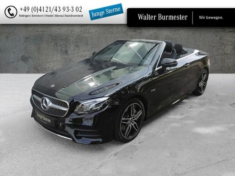 Mercedes-Benz E 400 Cab AMG Sitzklima °