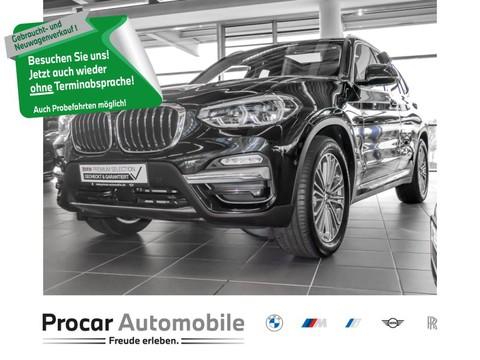 BMW X3 xDrive30d Luxury Line DA