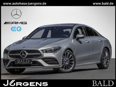 Mercedes-Benz CLA 180 AMG Business-Paket