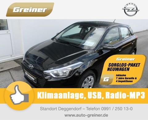 Hyundai i20 1.2 Classic Go II ELEKTR FENSTERHEBER|BORD