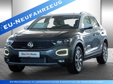 Volkswagen T-Roc 1.5 TSI Style