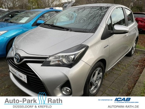 Toyota Yaris Edition-S Hybrid RÜCHFAHRKAMERA AUTOMATIK