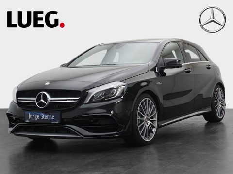 Mercedes A 45 AMG undefined