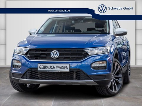 Volkswagen T-Roc 1.5 TSI Style beats Winter