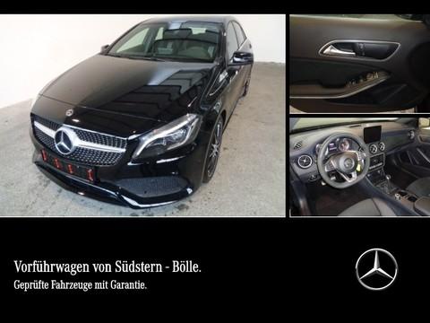 Mercedes A 180 AMG