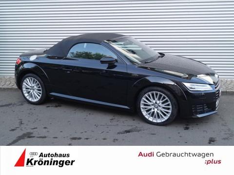 Audi TT 2.0 TDI Roadster ultra connect Kopfraumhzg