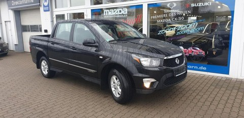 Ssangyong Actyon Actyon Sport Pick UP