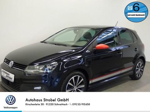 "Volkswagen Polo 1.4 TDI ""BEATS"" Parkp R-Line ""beats"" Bluet"