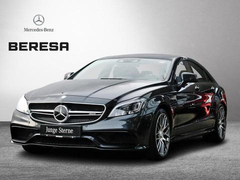 Mercedes-Benz CLS 63 AMG S Drivers P °