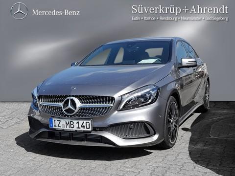 Mercedes A 200 PEAK AMG-Line