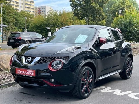 Nissan Juke 1.2 DIG-T N-Connecta Connect