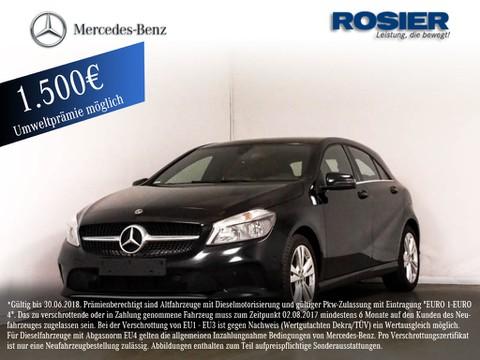 Mercedes A 180 Urban Bluet