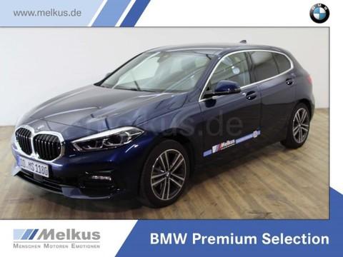 BMW 118 d SPORT LINE---