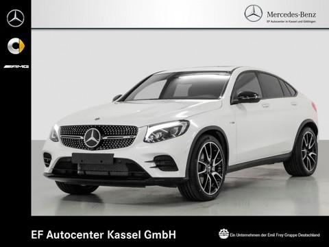 Mercedes E 43 AMG GLC Cou