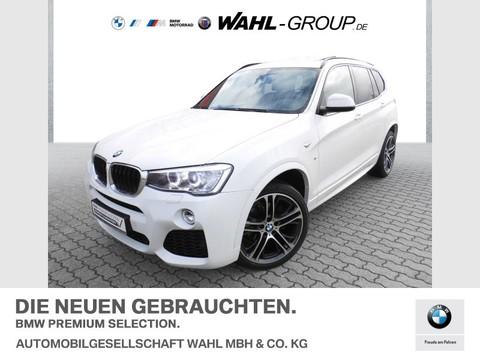 BMW X3 xDrive20d Automatik M-Sport |