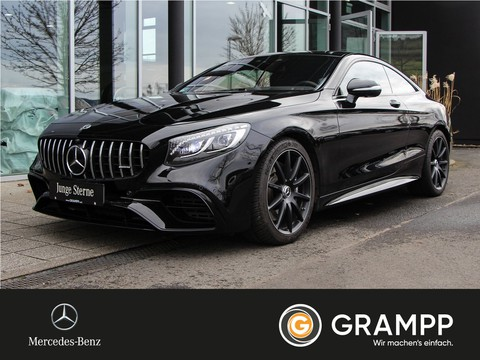 Mercedes-Benz S 63 AMG Coupe AMG Drivers Package