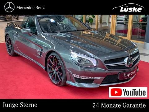 Mercedes-Benz SL 63 AMG BeoSound DriverŽs Pack Massage