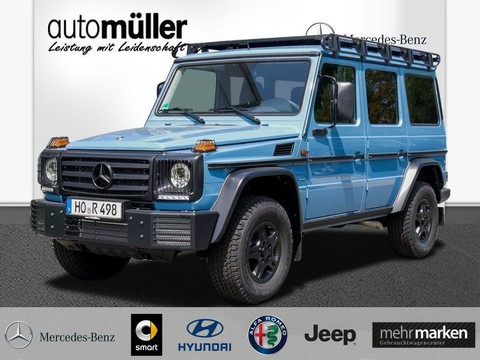 Mercedes G 350 d Professional Limited Edition