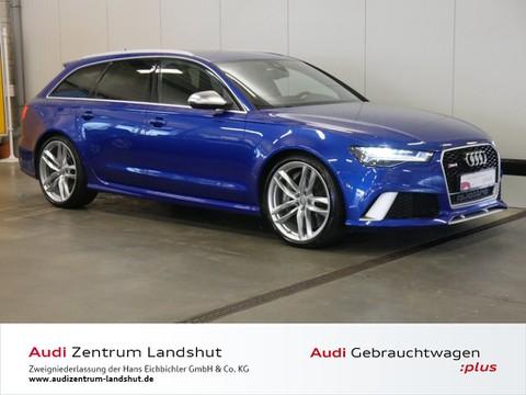 Audi RS6 4.0 TFSI quattro Avant S-Sitz Car