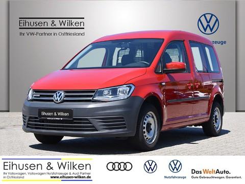 Volkswagen Caddy 1.4 Kasten TGI FENSTER B