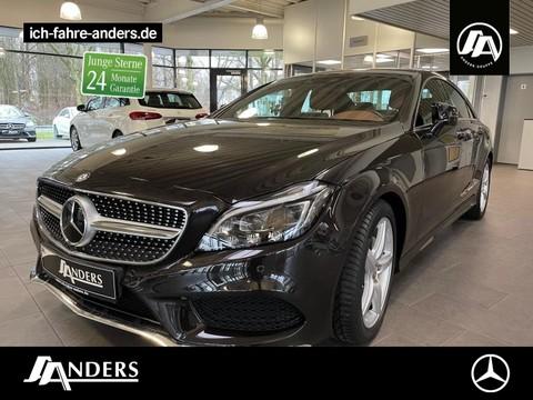 Mercedes-Benz CLS 350 d AMG Sitzkl ° Memo