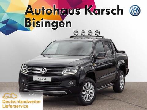 Volkswagen Amarok 2.0 TDI 4-Mot Canyon