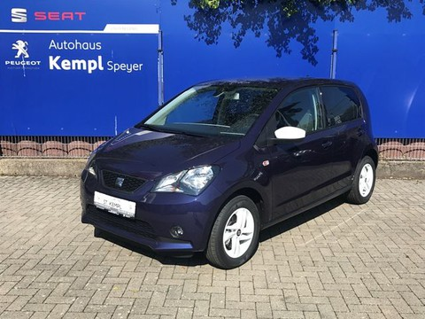 Seat Mii 1.0 Chic Safaty Assistent