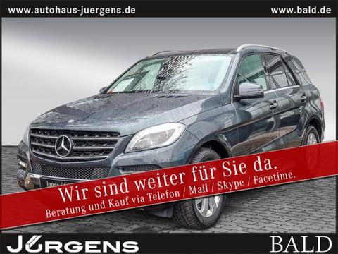 Mercedes-Benz ML 250 Sport-P