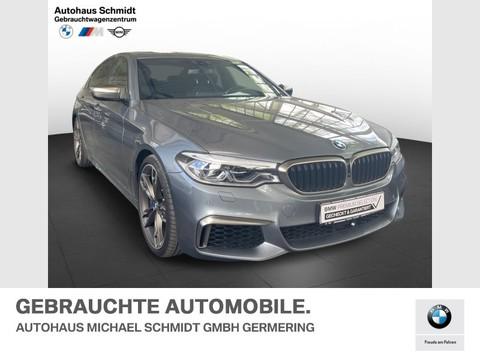 BMW M550 d xDrive M Fahrwerk Prof Night Vision TV Massage 125t €