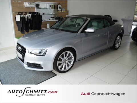 Audi A5 3.0 TDI Cabriolet S-line