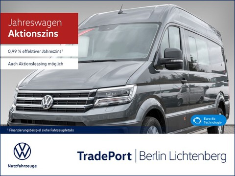 Volkswagen Crafter Halbkasten Plus Mixto