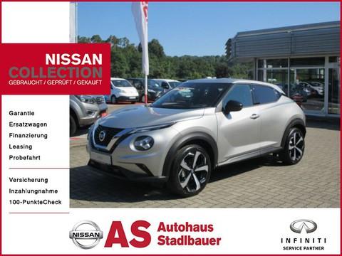 Nissan Juke 1.0 DIG-T Tekna 6MT - beh Scheibe usw