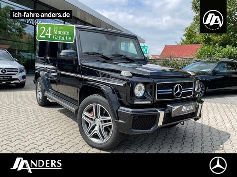 Mercedes-Benz G 63 AMG Designo