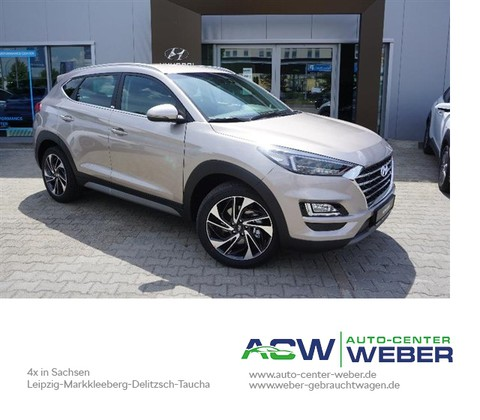 Hyundai Tucson 1.6 T-GDi Advantage Plus