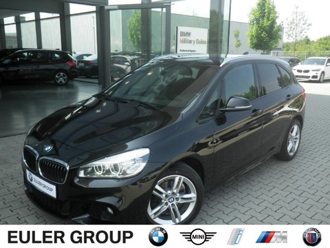 BMW 220 Active Tourer d M Sport El